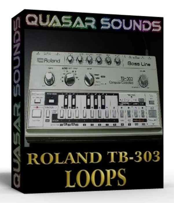 First Additional product image for - ROLAND TB303 LOOPS  wave
