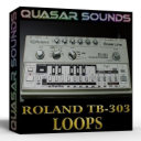 ROLAND TB303 LOOPS  wave | Music | Soundbanks
