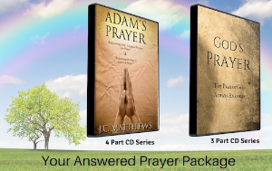 the answered prayer package
