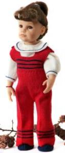 DollKnittingPatterns 2015 Cadeau de Noël-Combinaison-(Francais) | Crafting | Knitting | Other