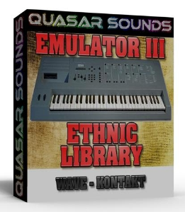 EMU Emulator III Ethnic Kontakt wave samples | Music | Soundbanks