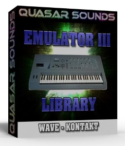 EMU Emulator III for Kontakt wave samples | Music | Soundbanks