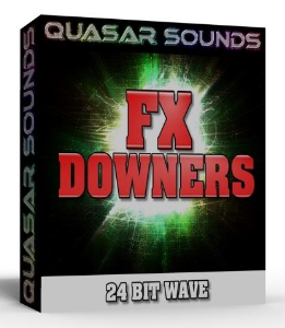 FX DOWNERS  24 Bit wave samples | Music | Soundbanks