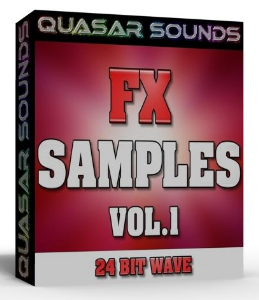 fx one shots vol.1 24 bit wave samples