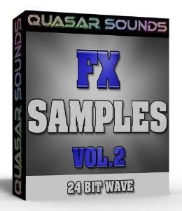 FX one shots Vol.2 24 Bit wave samples | Music | Soundbanks