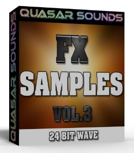 FX one shots Vol.3 24 Bit  wave samples | Music | Soundbanks
