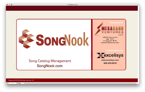 Second Additional product image for - SongNook - Windows