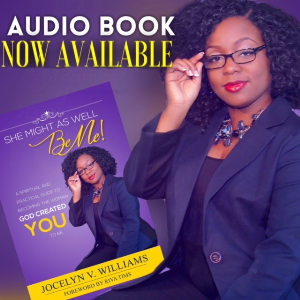 She Might As Well Be Me AUDIO | Audio Books | Self-help