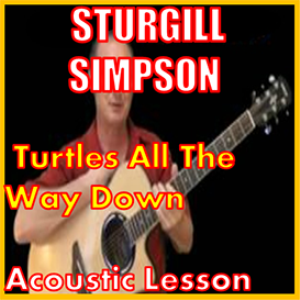 Learn to play Turtles All The Way Down by Sturgill Simpson | Movies and Videos | Educational
