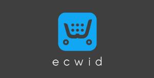 ecwid ecommerce widgets