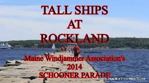 2014 tall ships at rockland