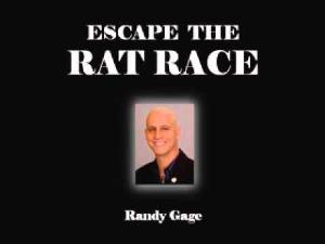 escape the rat race - randy gage audio