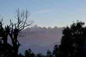 himalya view uttrakhand