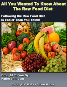 all you wanted to know about the raw food diet