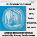 Stockholm Philharmonic Orchestra conducted by Gennady Rozhdestvensky - Live in Leningrad 1979 | Music | Classical
