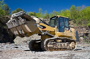CAT Track Loader in Action | Photos and Images | Technology