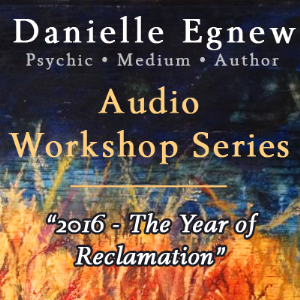 Danielle Egnew - 2016: The Year of Reclamation | Other Files | Presentations