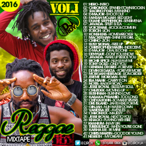 Dj Roy Reggae Mix Vol.1 2016 | Music | Reggae