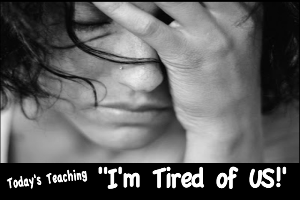 I'M Tired Of Us! | Audio Books | Religion and Spirituality