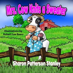 Mrs. Cow Knits a Sweater | eBooks | Children's eBooks