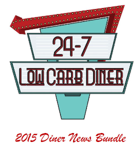 low carb diner 2015 newsletter bundle