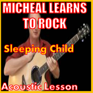 Learn to play Sleeping Child by Michael Learns To Rock | Movies and Videos | Educational
