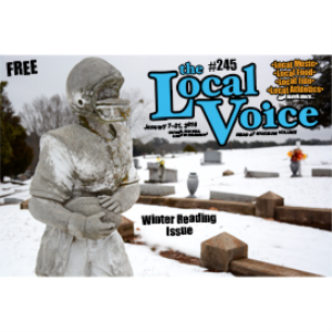 The Local Voice #245 PDF download | eBooks | Entertainment
