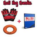 Ball Hog Glove size XL + Ball Hog Grip & DVD Bundle (Download) | Movies and Videos | Sports