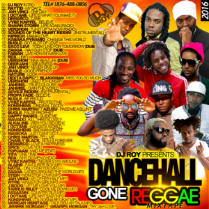 Dj Roy Dancehall Gone Reggae Mixtape | Music | Reggae