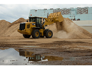 Caterpillar Wheel Loader in Action | Photos and Images | Technology