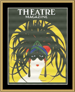 Theatre Mask | Crafting | Cross-Stitch | Wall Hangings