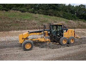 Caterpillar Motor Grader in Action | Photos and Images | Technology