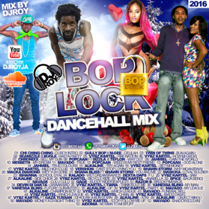 Dj Roy Bop Lock Dancehall Mix2016 | Music | Reggae