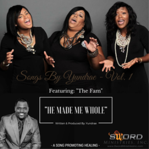 Songs By Yundrae Vol. I   Music   Gospel and Spiritual