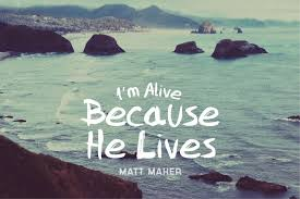 Because He Lives (AMEN) Matt Maher for band strings and horns | Music | Gospel and Spiritual