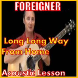 Learn to play Long Long Way From Home by Foreigner | Movies and Videos | Educational