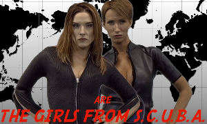 The Girls from S.C.U.B.A.: Madman | Movies and Videos | Comedy