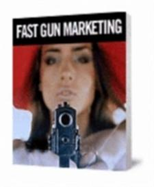 Fast Gun Marketing (MRR) | eBooks | Internet