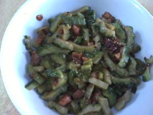 ampalaya dishes