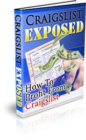 Craigslist Exposed (MRR) | eBooks | Business and Money