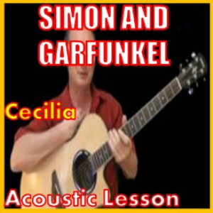 Learn to play Cecilia by Simon And Garfunkel | Movies and Videos | Educational