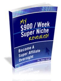 $900 A Week Super Niche Revealed | eBooks | Business and Money