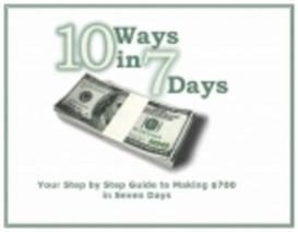 10 Ways in 7 Days | eBooks | Business and Money