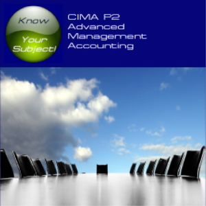 CIMA P2 Advanced Management Accounting | Software | Training