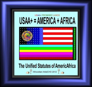 USAA+ Unified Statutes of America + Africa | Photos and Images | Digital Art