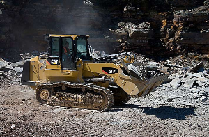 CAT Track Loader on the Job | Photos and Images | Technology