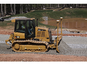 CAT Dozer on the Job | Photos and Images | Technology