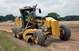 Caterpillar Motor Grader on the Job | Photos and Images | Technology