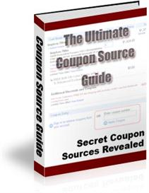 The Ultimate Coupon Source Guide (shop online with coupon discounts) | eBooks | Teens