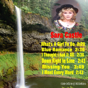 sara castle country music cd track 5 mission you
